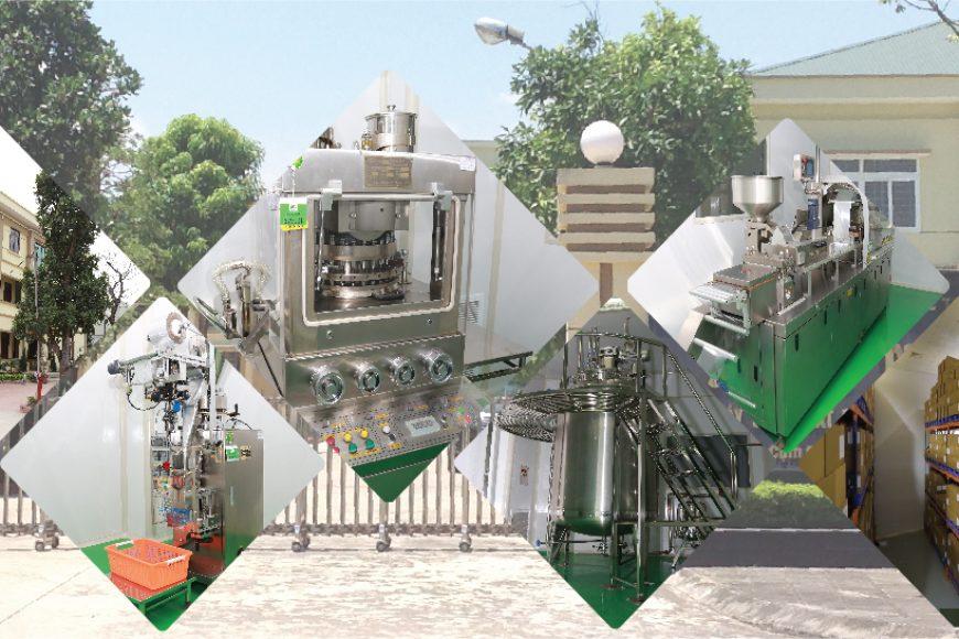 Nhà máy Hoàng Thành – GMP